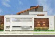 Grill Gate Design, Factory Design, Front Elevation, Garage Doors, New Homes, Home Appliances, House Design, Outdoor Decor, Home Decor