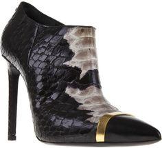 Paris Ankle Boots - Lyst