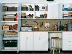 Garage Storage Ideas | ... Closet garage storage cabinets ideas – Home and Interior Design