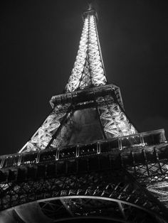 Black And White Photography | bonjour paris black and white by ~TheDawnWanderer on deviantART
