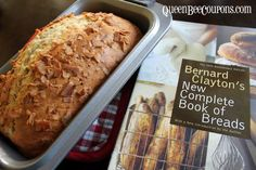 Roasted Coconut and Banana bread recipe. Doesn't this sound delicious?! Click through for this recipe... Queen Bee Coupons