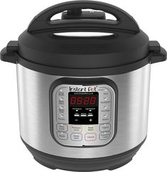 Instant Pot Duo 7 in 1 Electric Pressure Cooker is an automatic pressure cooker, slow cooker, rice cooker, saute, steamer and yoghurt maker Best Electric Pressure Cooker, Electric Cooker, Slimming Eats, Slimming World Recipes, Instant Pot, Rice Cooker, Slow Cooker, Pots, Must Have Kitchen Gadgets
