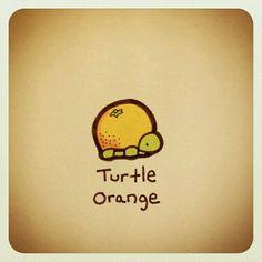 Yummy I want Cute Turtle Drawings, Cute Animal Drawings, Cute Drawings, Emoji Drawings, Small Drawings, Tiny Turtle, Turtle Love, Cute Turtles, Baby Turtles