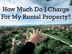 Deciding what to charge for your income property isn't always clear. In this post I tell you my breakdown.