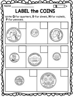 1000 images about teaching math on pinterest coins money and worksheets. Black Bedroom Furniture Sets. Home Design Ideas