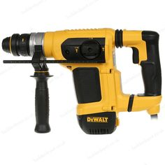 Dewalt D25414Kt-Gb 32Mm Sds Plus Multi Drill 240V (Tstak Kit Box) is a heavy-duty design great for fixing anchors and drilling holes into masonry and concrete. This powerful drill not delivers high performance and features variable speed control and a lubricated chain driven motor.   L047872