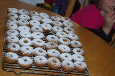 Jessica Seinfeld's Deceptively Delicious Doughnuts