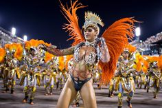 Less skin, more God and no racism: How Brazil's left and right want to change Carnaval - The Washington Post