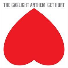 The Gaslight Anthem - Get Hurt on 180g LP   Download