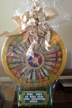 Homemade Gift Baskets, Diy Gift Baskets, Homemade Gifts, Fundraiser Baskets, Raffle Baskets, Lottery Ticket Gift, Fundraising Games, Chinese Auction, Silent Auction Baskets
