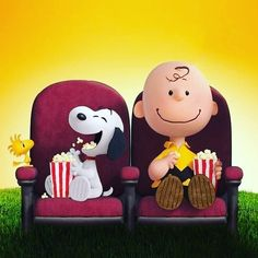 "1,018 Me gusta, 8 comentarios - Snoopy Fans 💖 (@lovesnoopy_2020) en Instagram: ""💛💛"" Peanuts Movie, Peanuts Cartoon, Peanuts Snoopy, Snoopy Images, Snoopy Pictures, Snoopy Love, Snoopy And Woodstock, Geeks, Big Ride"
