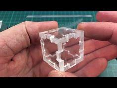 DIY mini CNC machine part 13 (wet 'n wild + acrylic cuts)