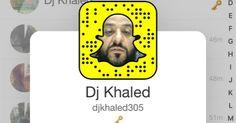 Wie Ihr von einem US-Rapper lernen könnt, wie Snapchat-Marketing funktioniert DJ Khaled ist der Snapchat-König und liefert eine Anleitung für die Plattform