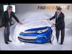 2016 Chevrolet Volt teaser shots revealed - Not alot of information has been revealed about the 2016 Chevy Volt aside from the Location based charging system that uses GPS to change charge settings