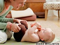 Yoga Journal - Yoga Family & Parenting - Postnatal Yoga: Conditions and Cures for Both Mama and Babe
