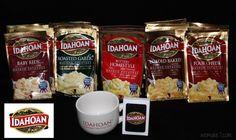 Idahoan Mashed Potatoes Recipe & Giveaway! - *
