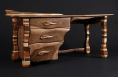The Amazing Creativity and Craftsmanship of Allan Lake Furniture