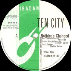 Nothing's Changed (Joe Claussell Rhumba Percussion Dub Mix) by Ten City, Joe Claussell