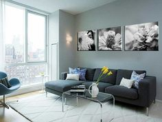 69 Fabulous Gray Living Room Designs To Inspire You | Living Room Curtains, Grey  Living Rooms And Living Rooms