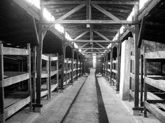 Dormitorios de los prisioneros