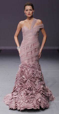 Gown by: Rivini