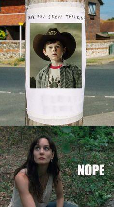 where's Carl?
