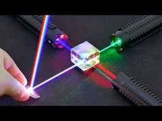 5 EXPERIMENTS WITH LASERS THAT WILL BLOW YOUR MIND !! - YouTube