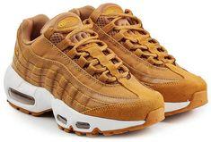 Nike Air Max 95 Premium Leather Sneakers