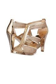 T-Strap High Heel