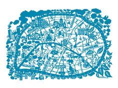 Famille Summerbelle Paris maps