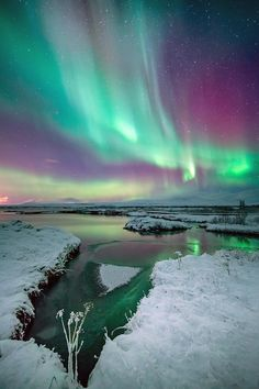 The Northern Lights are so beautiful!Would love to get the opportunity to see them.
