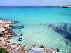 Spain: amazing places. Formentera beaches / Rincones de España: playas de Formentera