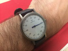 Vertis Single Hand Watch