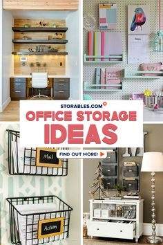 Bring order and structure into your everyday life: the right home office storage helps you systematically manage tasks with ease, and get the most out of each work session. #officestorage #officeideas #office #homeofficestorage #homeoffice #homeofficeideas #storageideas #homeideas #storagesolutions #storagehacks #storables #homestorage