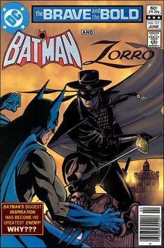 Batman vs Zorro