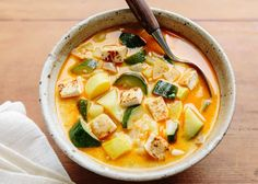 Recipe: Heidi Swanson's Summer Squash Soup with Coconut Milk — Recipes from The…