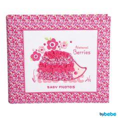 Álbum de Fotos Berries Tuc Tuc Disponível em: http://www.bybebe.com/pt/livros-brinquedos/albuns/album-de-fotos-berries-tuc-tuc.html