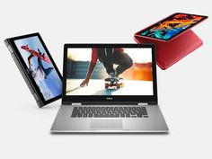 Bamog Technologies: Dell Launches New Range of Inspiron 2-in-1 Hybrid ...