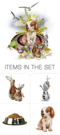 """""""Timmy's Easter & Spring Adventires"""" by ragnh-mjos ❤ liked on Polyvore featuring art"""