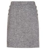 Grey Janelle Skirt | Casual Skirts | Skirts | Hobbs