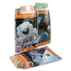ThinkGeek :: Astronaut Ice Cream -super cool party favors for a space party