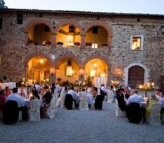 Modanella A Fairy Castle For Weddings If You Have Been Dreaming About Having Your Wedding In Tuscany Need To Look No Further Than
