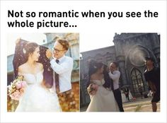 Amazing site with shocking pics ,funny pictures, epic fails, lol videos and pics! Funny Quotes, Funny Memes, Dankest Memes, Romantic Wedding Photos, Wedding Pictures, Wedding Ideas, Morning Humor, Laughing So Hard, Poses