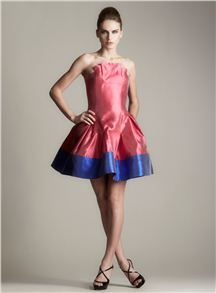 Dress from Loehmann's Giorgio Armani event.