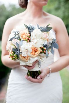 Love the bouquet.  Pittsburgh Bride Talk Wedding Forum