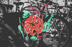 banda y disco bicicleta
