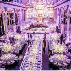 Overal look from an amazing event at with . Wedding Games For Guests, Wedding Set Up, Purple Wedding, Trendy Wedding, Wedding Styles, Dream Wedding, Wedding Ideas, Wedding Scene, Gatsby Wedding