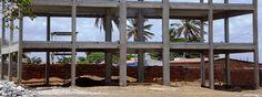 Estrutura pré-moldada para Galpão
