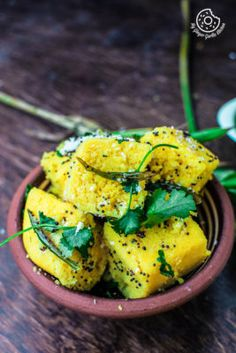 Instant besan dhokla khaman in microwave recipe snacks food instant besan dhokla khaman in microwave recipe snacks food and recipes forumfinder Images