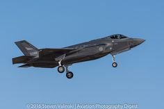 "https://flic.kr/p/FGPbzB | Lockheed Martin F-35A Lightning II JSF | AM-02 (13-5088)   Royal Norwegian Air Force (RNoAF)  62st Fighter Squadron (62 FS) ""Spike War Dawgs""  Luke AFB, AZ USA"